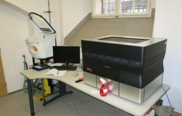 3D tiskárna: Objet30 Prime
