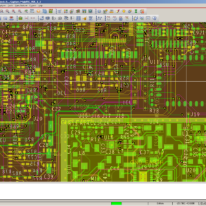 Návrh PCB v programu OrCAD
