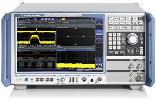 Rhode&Schwarz FSW signální a spektrální analyzátor