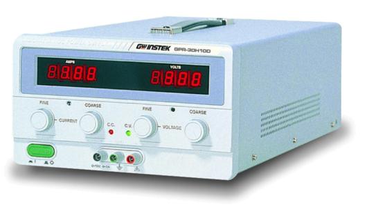 Střídavý zdroj GWInstek GPR-30H10D