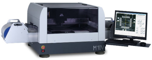 Automatický osazovací stroj Mechatronika M10