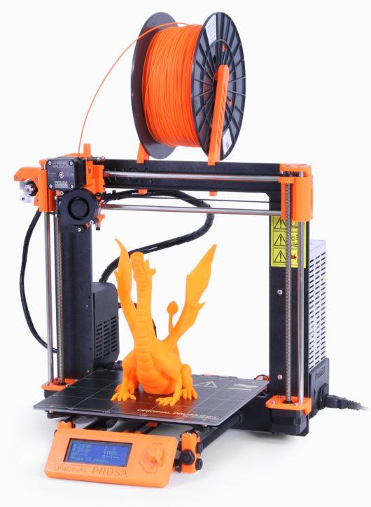 3D tiskárna Prusa I3 MK2