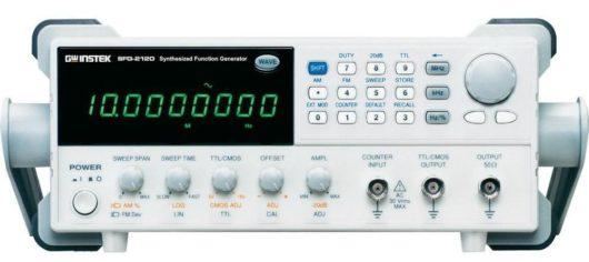 Funkční generátor GW Insteak SFG-2120