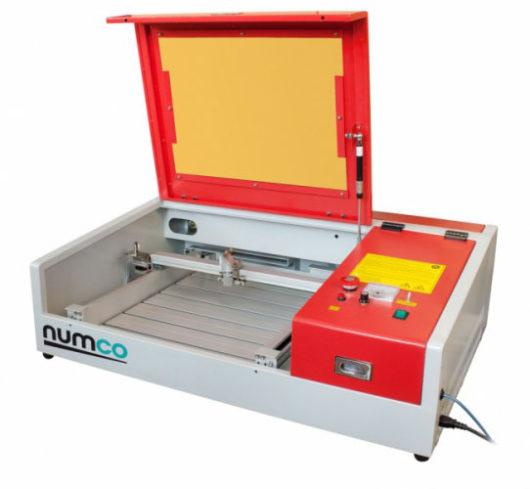 Gravírovací laser Numco