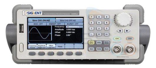 Signální generátor Siglent SDG5122