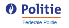 Federale Politie, Brussels/BE