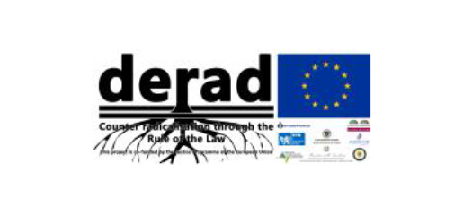 (čeština) DERAD – COUNTER RADICALIZATION THROUGH THE RULE OF LAW